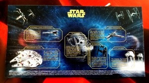 Royal Mail Star Wars stamps - the Ships