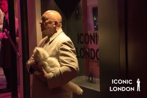 Iconic London Arrival Blofeld