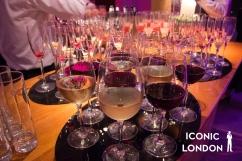 Iconic London Complimentary bar