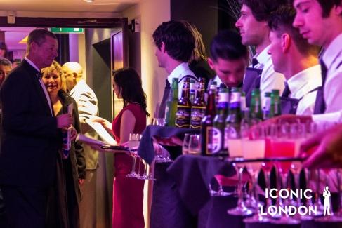 Iconic London Reception
