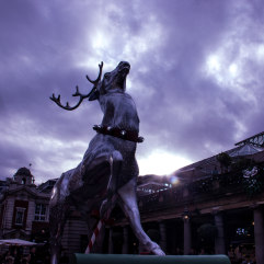 Covent Garden Christmas 2015