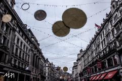 Regent Street Christmas 2015