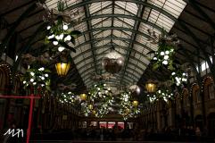 Covent Garden Christmas 2015