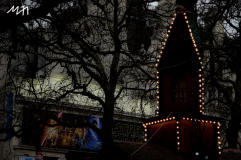 Leicester Square Christmas 2015