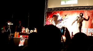 Cyberman Doctor Who Festival