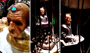 Davros Doctor Who Festival