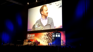 Mark Gatiss Doctor Who Festival