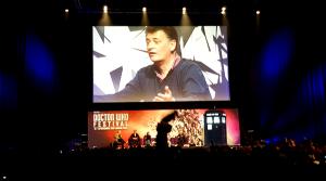 Steven Moffat Doctor Who Festival