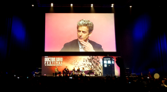 Peter Capaldi Doctor Who Festival