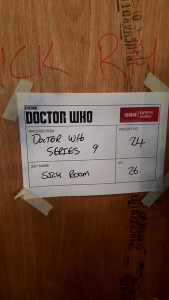 Sick Bay Doctor Who Festival