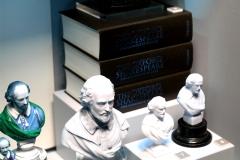 Shakespeare four bust