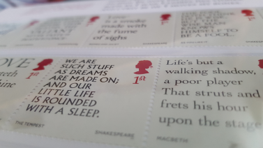 Shakespeare Stamps 006