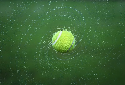 Wimbledon 2016 Tennis Ball Galaxy