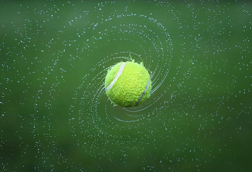 Wimbledon 2016 Tennis Ball Galaxy