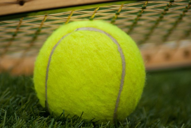 Wimbledon under racquet
