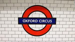 Roundel Oxford Circus