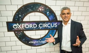 Sadiq night tube