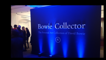 The Personal Art Collection of David Bowie
