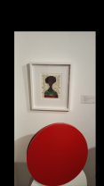 Chris Ofili + Sir Terry Frost, R.A.