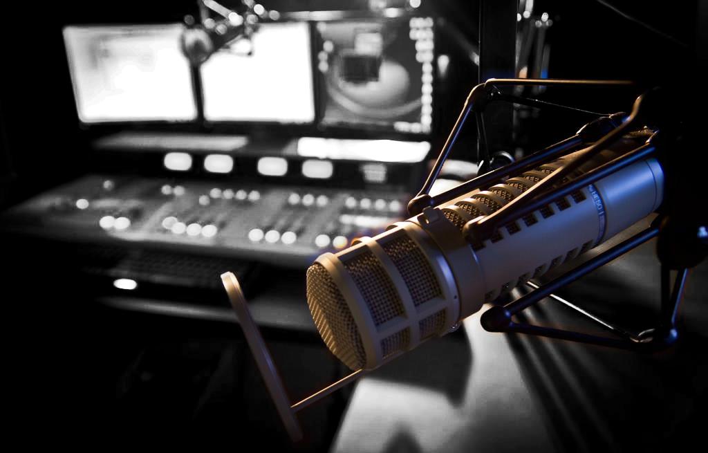 Desmond Carrington hangs up his headphones – when music comes round