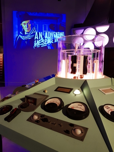 Doctor Who Experience - The Beginning