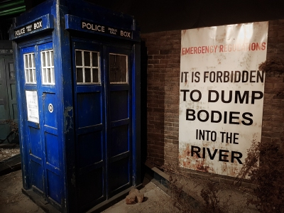 Doctor Who Experience - Invasion of Earth