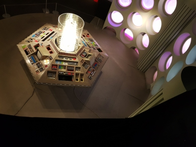 Doctor Who Experience - Console