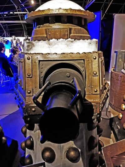 Doctor Who Experience - Special Weapons