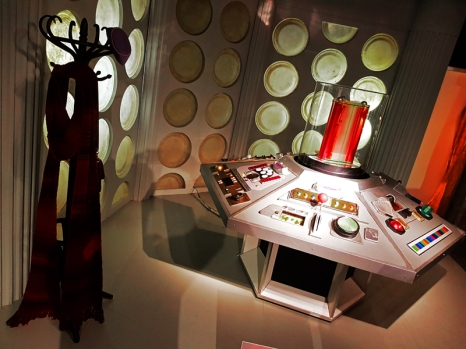 Doctor Who Experience - Season 18 Console