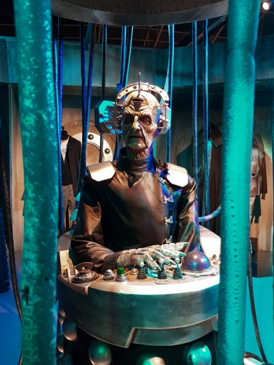 Doctor Who Experience - New Davros