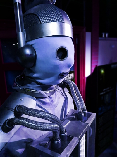 Doctor Who Experience - New Mondas