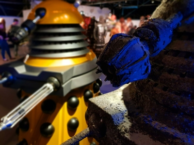 Doctor Who Experience - New Paradigm Daleks