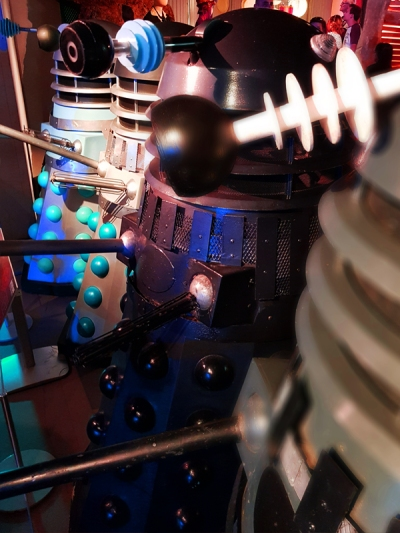 Doctor Who Experience - Classic Daleks
