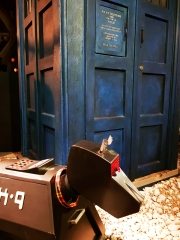 Doctor Who Experience - Recreating The Leisure Hive