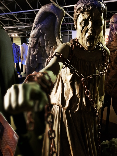 Doctor Who Experience - Angel Power