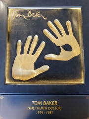 Doctor Who Experience - Bakers hands