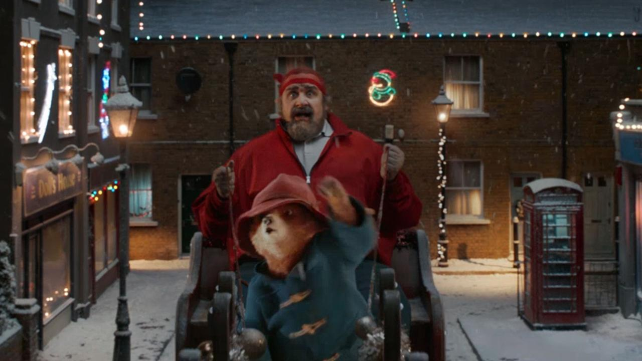 The Candy Wrap: Christmas Ad Review 2017