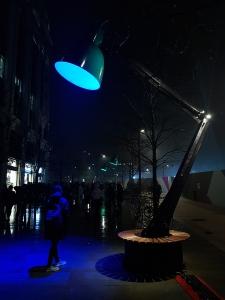 Lumiere London 2018 Jokermatt