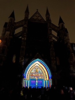 Lumiere London 2018 Jokermatt