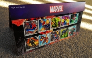 Royal Mail Marvel Stamps