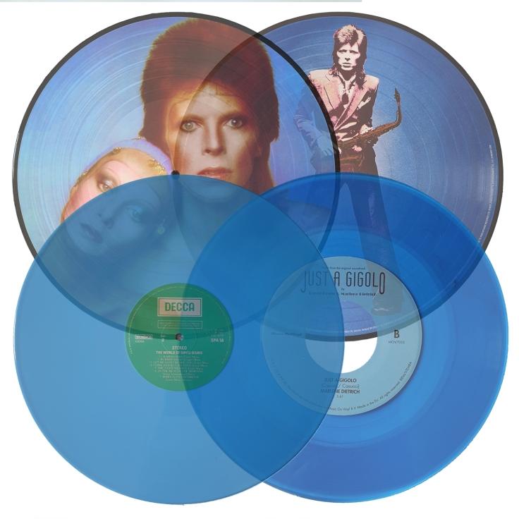 RSD 2019 Bowie Blue