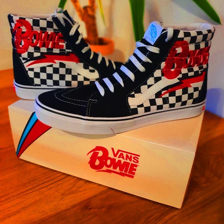 RSD 2019 Bowie Vans